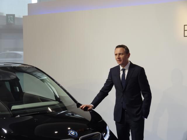 画像: BMWジャパンのペーター・クロンシュナーブル社長。確かな実績を残し表情には余裕。