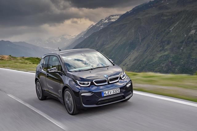 画像: エクステリアデザインを変更。BMWの電気自動車 i3がマイナーチェンジ【ニュース】 - Webモーターマガジン