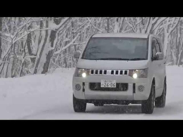 画像: DELICA D:5 一般道(雪上&氷上)インプレッション youtu.be