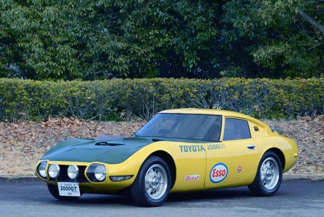 画像: トヨタ 2000GT トライアル(1966年)(レプリカ)