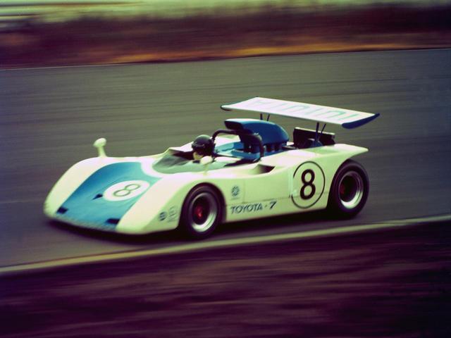 画像: トヨタ 7(1969年式)