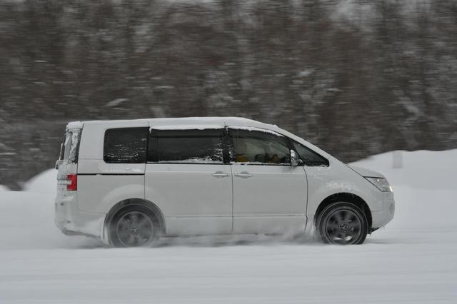 画像: 冬だってアクティブに行動したい人にオススメのデリカD:5