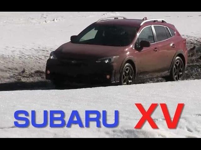 画像: スバルXV ファンtoドライブと安心さが同居 TestDrive youtu.be