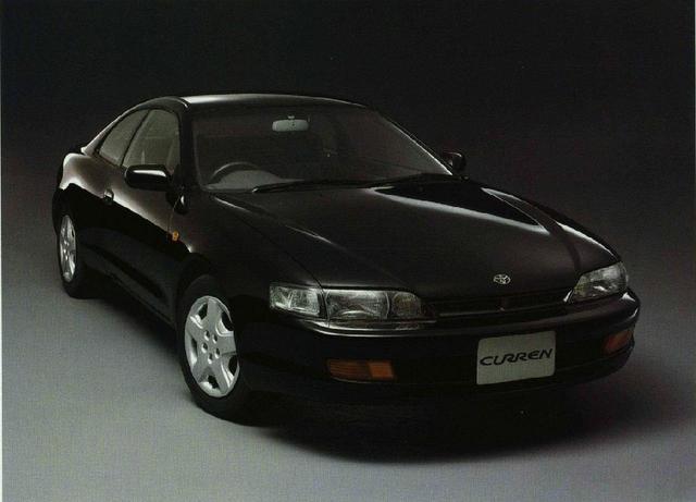 画像: ZSグレード。カレンの車名は「Current」(流行の、を意味する英語)に由来する。