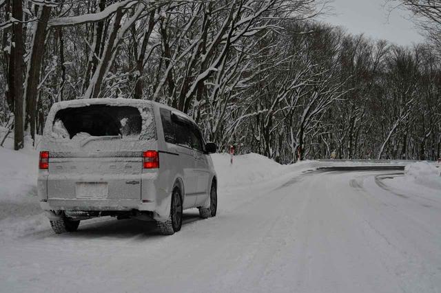 画像: 【こもだきよし】行くぜ東北!! デリカD:5で冬のロングドライブ【トピックス】2日目/後編 - Webモーターマガジン