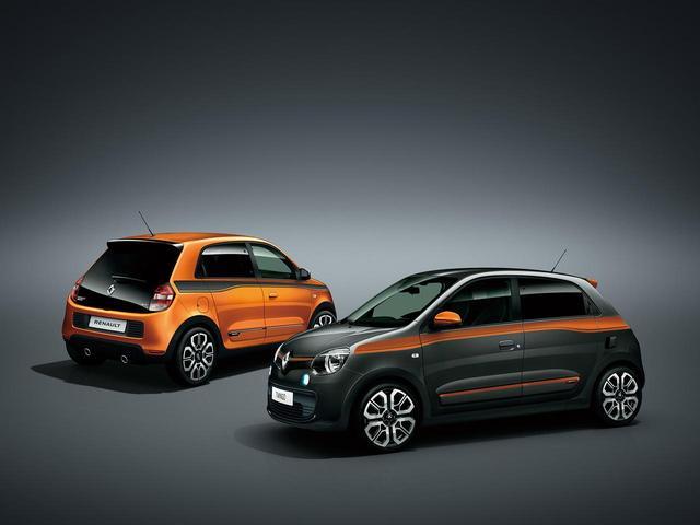 画像: ボディカラーはオレンジとダークグレーの2色。