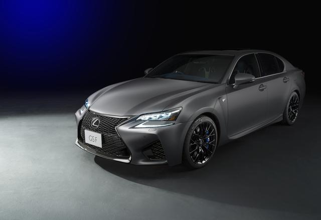 画像: GS F特別仕様車「F 10th Anniversary」