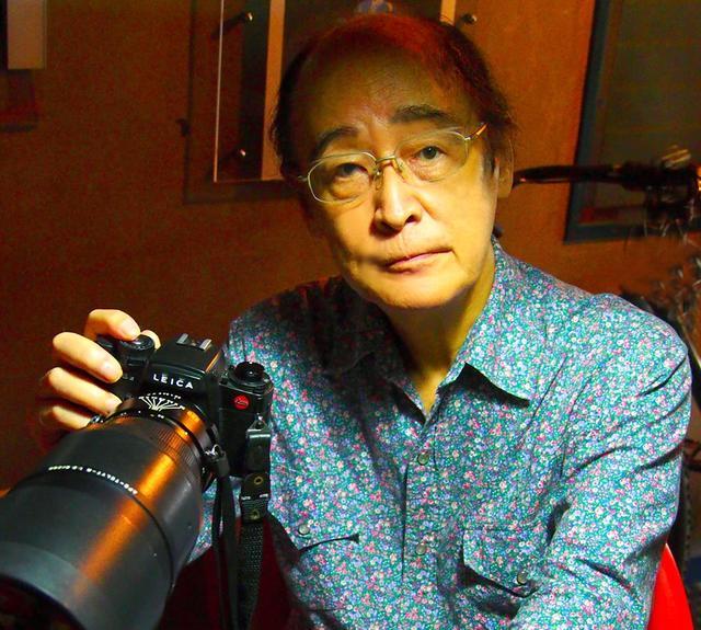 画像: 写真家の花岡弘明(はなおかこうめい)氏