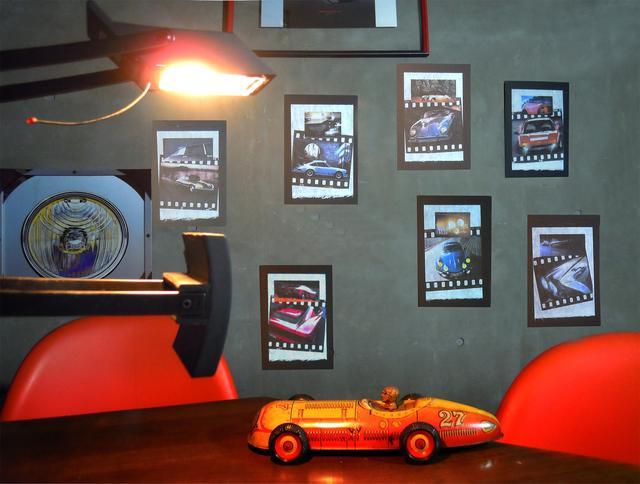 画像: 作品の展示イメージ。展示会では作品の購入も可能とのこと。