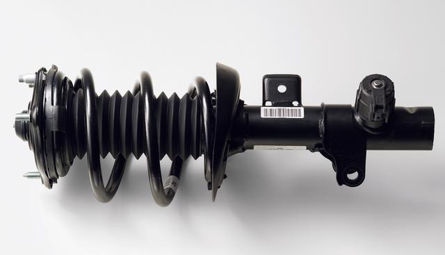 画像: 減衰力の可変幅を拡大したアダプティブ・ダンパー・システムを採用。従来の「スポーツ」「+R」に加え、「コンフォート」も設定。