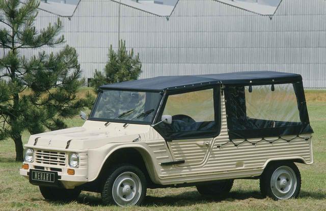 画像: 初代のHEHARIだが、これは1986年モデル。