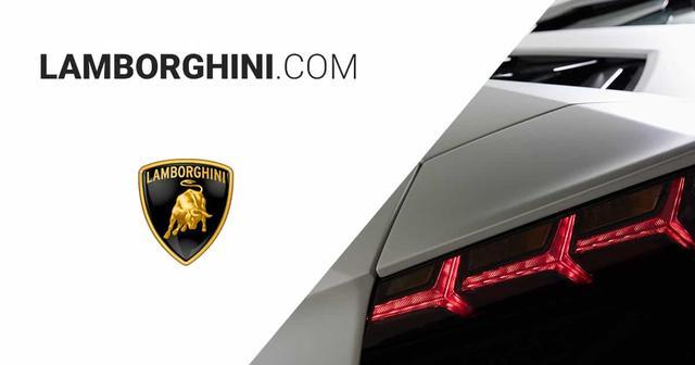 画像: Lamborghini.com