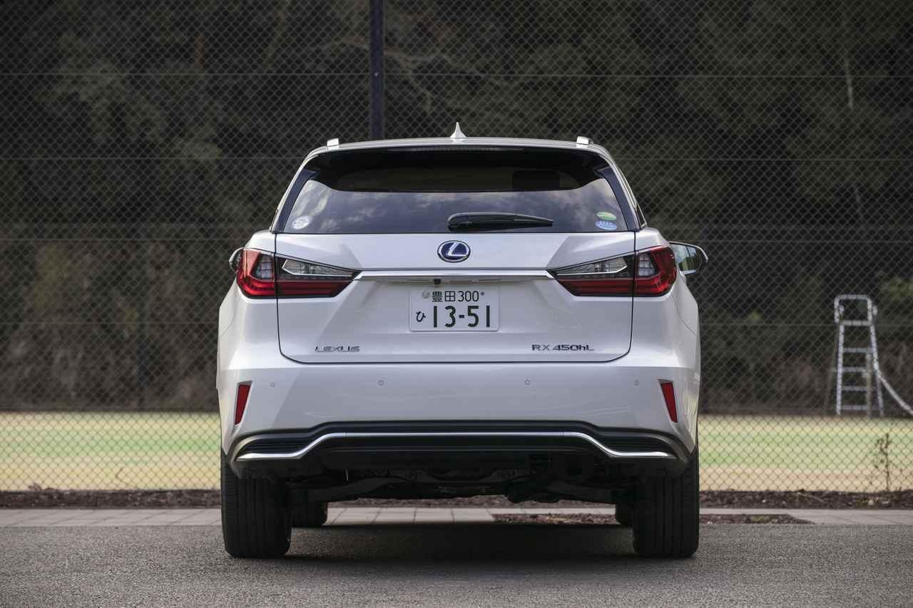 画像: 2列シート車比で、全幅は同じ1895mm、全高は+150mmの 1725mm。