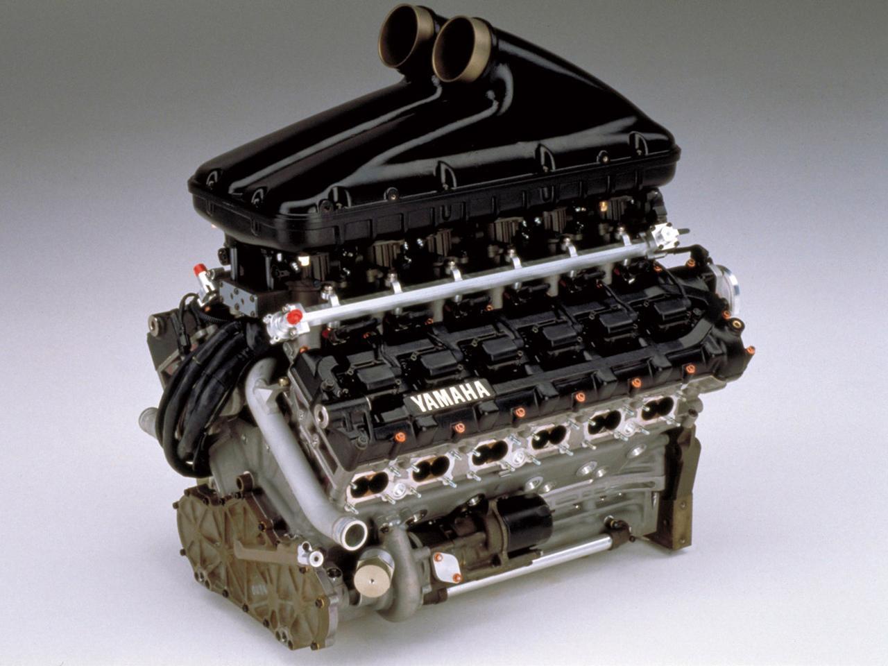 画像: F1エンジンとして作られたOX99ユニット。1990年をまるまる開発に充てて翌年のブラバムに搭載されたが、F1では思うような結果を残せなかった。