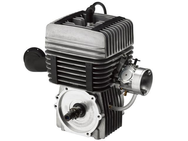 画像: レーシングカートの分野でもヤマハの存在は貴重だ。写真は1976年から30年にわたり世界のベストセラーエンジンとなったKT100SDだ。