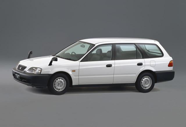 画像: オルティアの兄弟車となる初代パートナー。