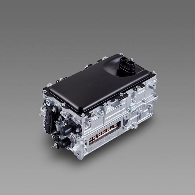 画像: 新型パワーコントロールユニット(PCU)。