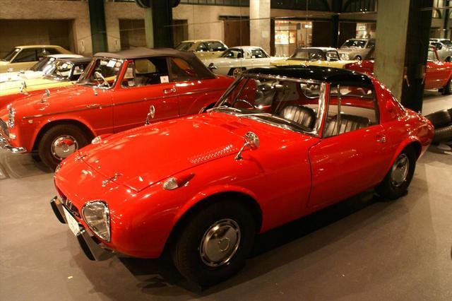 画像: トヨタ スポーツ800(1965年式)