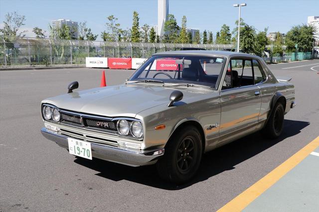 画像: 日産 スカイラインGT-R(1970年式)