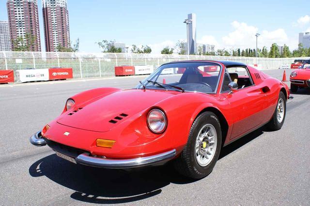 画像: フェラーリ ディーノ246GTS(1973年式)