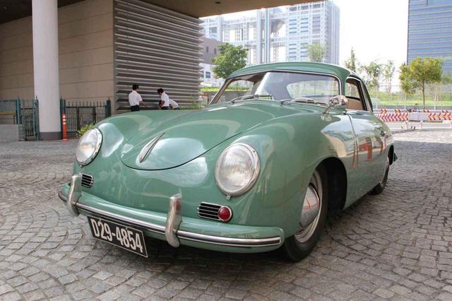 画像: ポルシェ 356(1954年式)