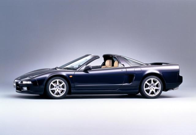 画像: 【今日は何の日?】ホンダ・NSXタイプT登場「着脱可能なルーフを装備したスーパーカー」 24年前の今日 1995年3月8日