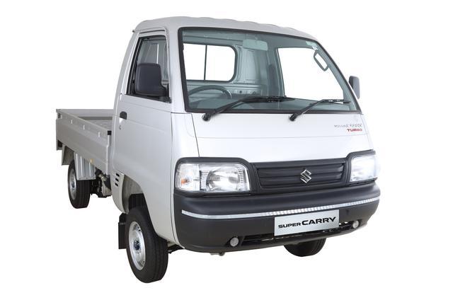 画像: 現在、E08Aディーゼルエンジンを搭載しているスーパーキャリー。インドで販売されている。