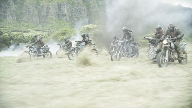 画像3: 進化したゲームの中で脱出作戦が開始される!
