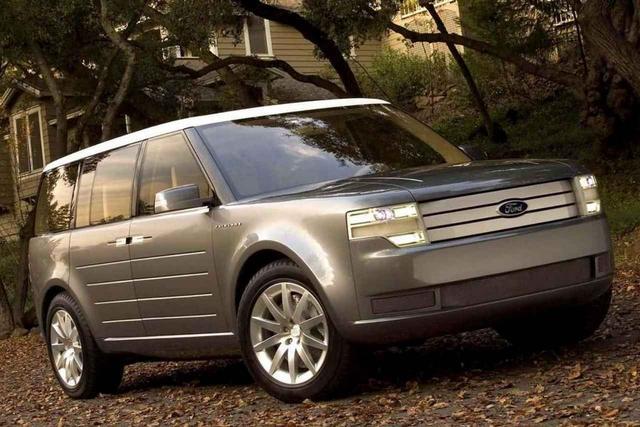 画像: 2005年に発表されたコンセプト「フェアレーン」。