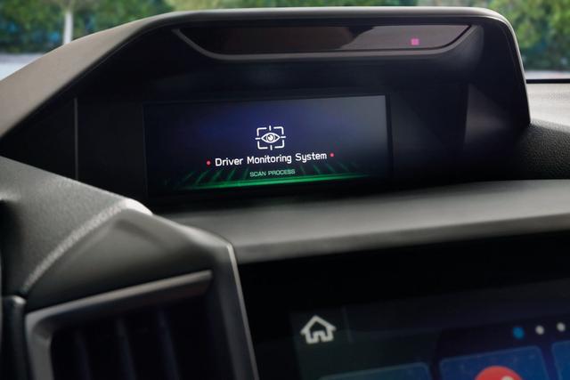 画像: スバル初採用のドライバーモニタリングシステムが新型フォレスターに搭載される。