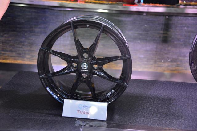 画像: sparco wheels:TROFEO