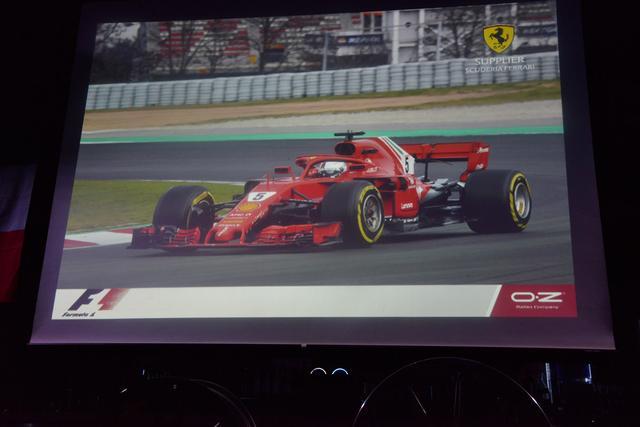 画像: スクーデリアフェラーリは2018シーズンもピレリ、OZレーシングのイタリアンブランド連合に。