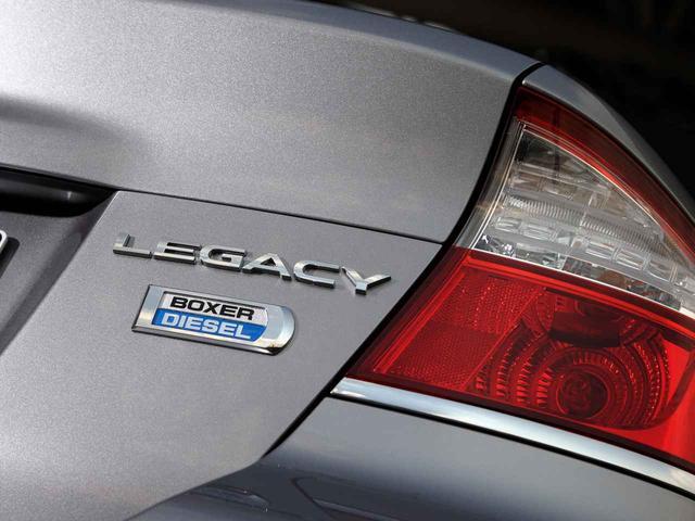画像: EE20型はBL型レガシィB4にも採用された。