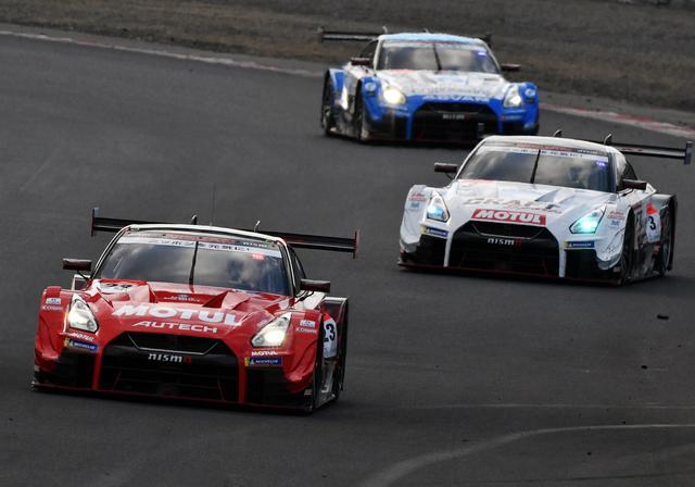 画像6: NSX-GTが1-2フィニッシュ J・バトンが表彰台に 【スーパーGT 開幕戦 岡山国際サーキット】