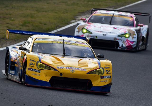 画像7: NSX-GTが1-2フィニッシュ J・バトンが表彰台に 【スーパーGT 開幕戦 岡山国際サーキット】