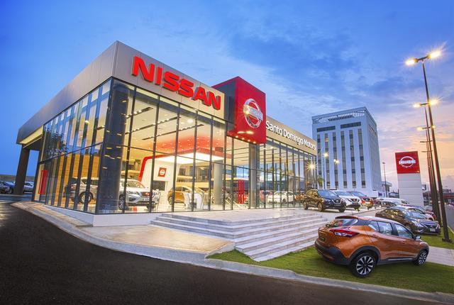 画像: 2022年度末までに全世界170カ国9000店以上でNRC導入を目指している。写真はドミニカ共和国の店舗。