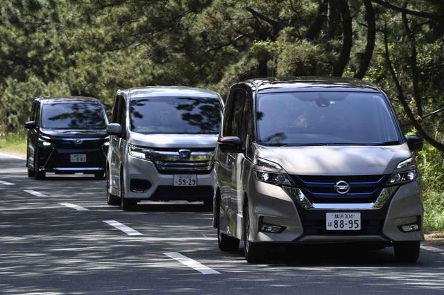 画像: ミニバン/SUV専用プレミアムコンフォートタイヤって?