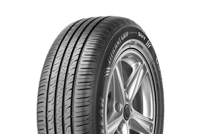 画像: GOODYEAR E-Grip Performance SUV 17〜20インチ 40〜65シリーズ 全25サイズ 価格:オープン