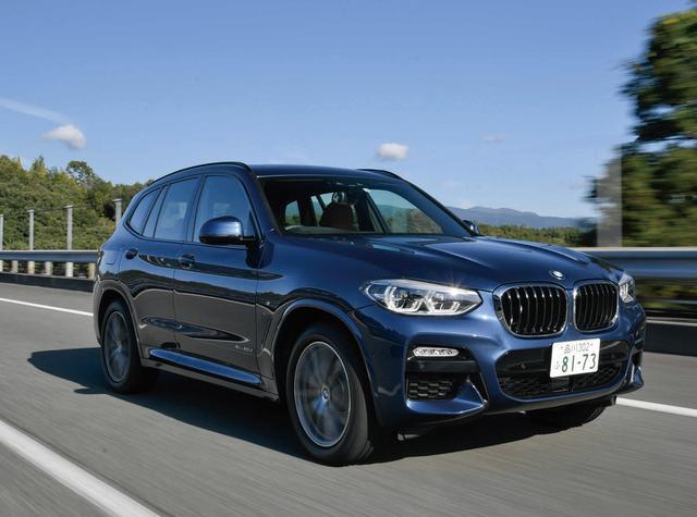 画像: BMW X3 x Drive20d Mスポーツは、もっともオススメできるグレードと言っていいだろう。