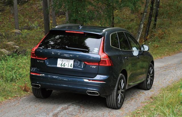 画像: SUVモデルらしく全車の駆動方式に4WDシステムを搭載する。