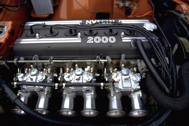 画像: 日産フェアレディZ432Rには、ソレックスキャブが標準装備されていた。