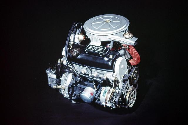 画像: アメリカのマスキー法に対応するためホンダが開発したCVCCエンジン。
