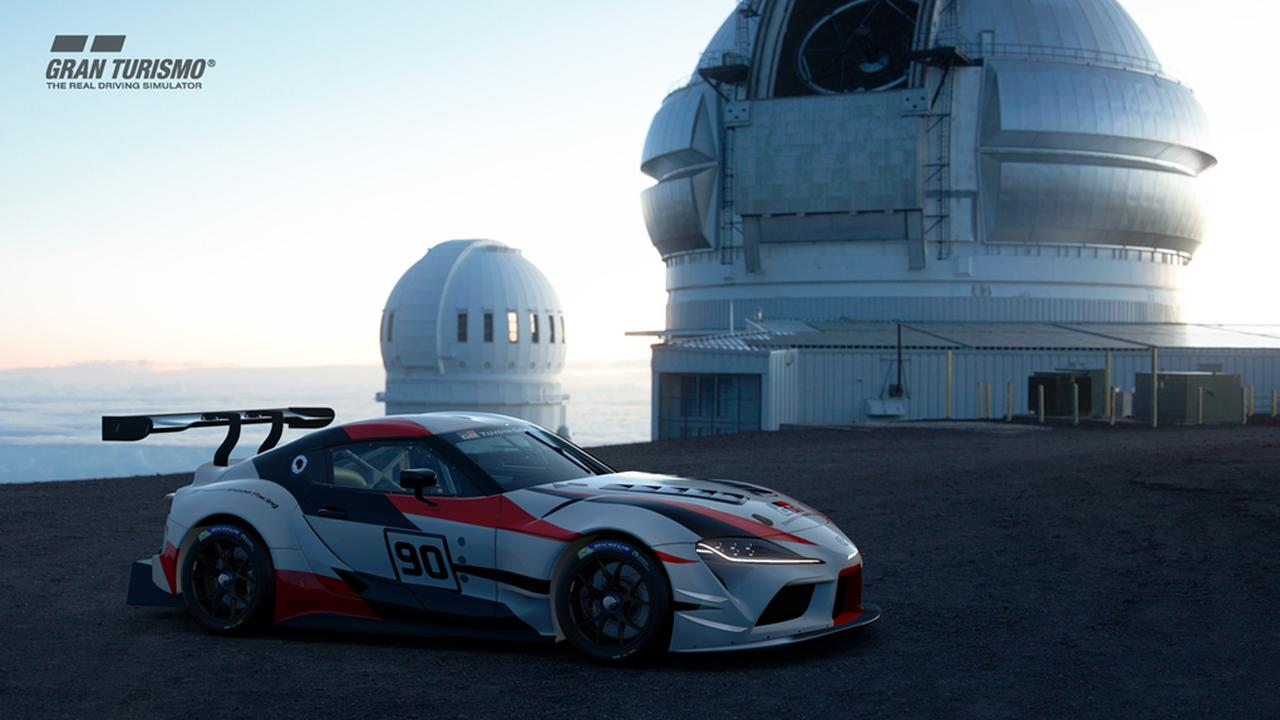 画像6: 【ニュース】トヨタGRスープラ レーシングコンセプトがグランツーリスモSPORTに登場 !