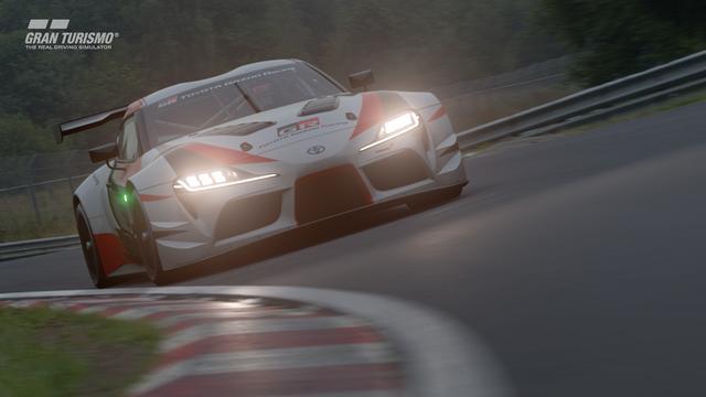 画像1: 【ニュース】トヨタGRスープラ レーシングコンセプトがグランツーリスモSPORTに登場 !