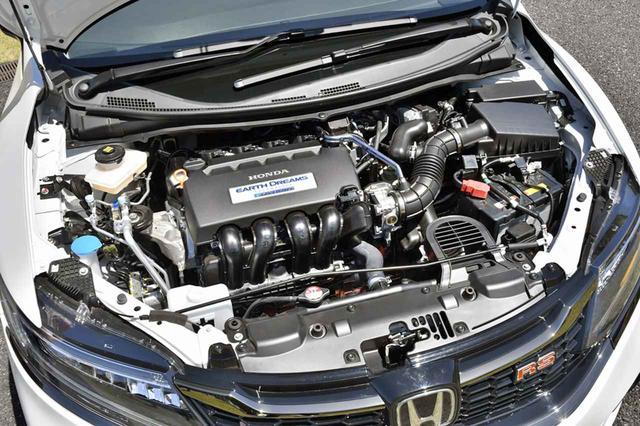 画像: 1.5L+モーターのハイブリッドは、131+29.5ps/155+160Nmを発生する。