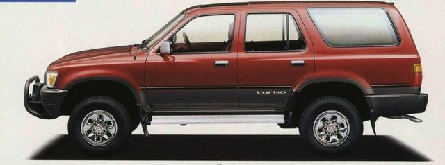 画像: 初代はトラックの荷台にFRP製キャノピーを載せる手法だったが、2代目から一般的なスチール製の一体型ボディーに変更された。