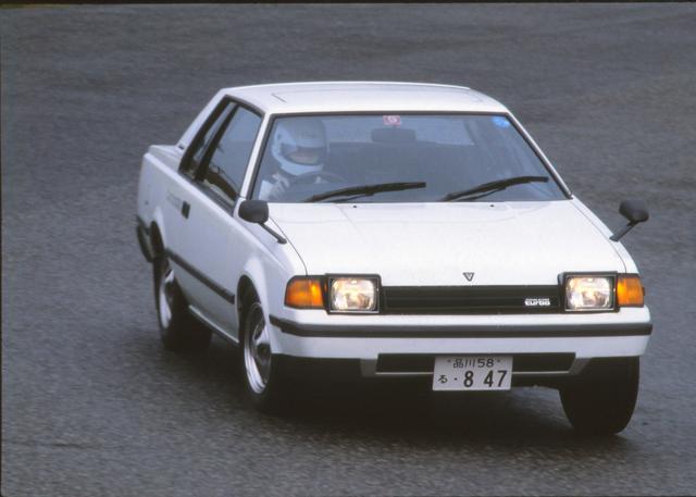 画像: 日本のGTインプレダイジェスト。セリカ1800GT-T【1982年11月登場】