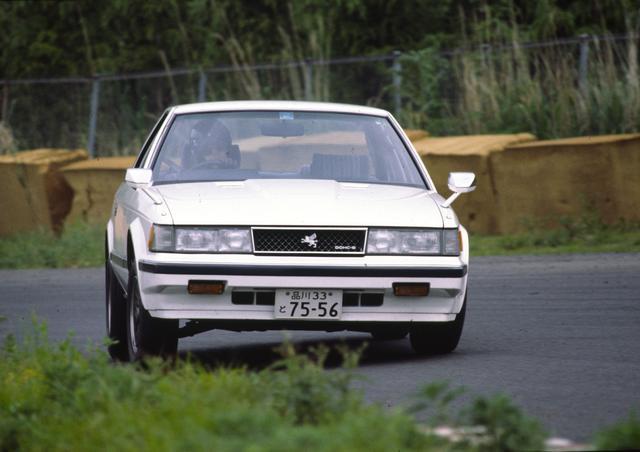 画像: 日本のGTインプレダイジェスト。ソアラ2800GT【1981年2月登場】