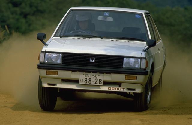 画像: 日本のGTインプレダイジェスト。ランサーEXターボ1800GT【1981年10月登場】
