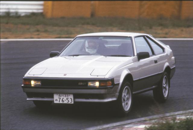 画像: 日本のGTインプレダイジェスト。セリカXX2800GT【1981年7月登場】